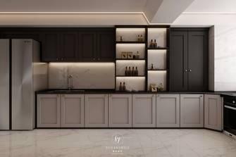 经济型140平米三室两厅法式风格厨房装修图片大全