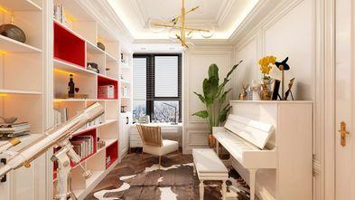 富裕型130平米美式风格书房欣赏图