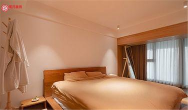 20万以上复式日式风格卧室欣赏图