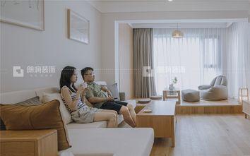 20万以上140平米三日式风格客厅效果图