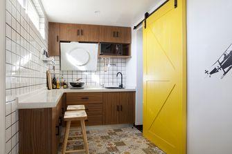 5-10万50平米小户型混搭风格厨房效果图