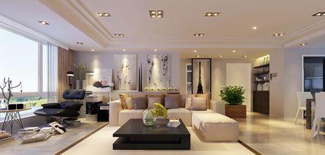 豪华型140平米北欧风格客厅图片大全
