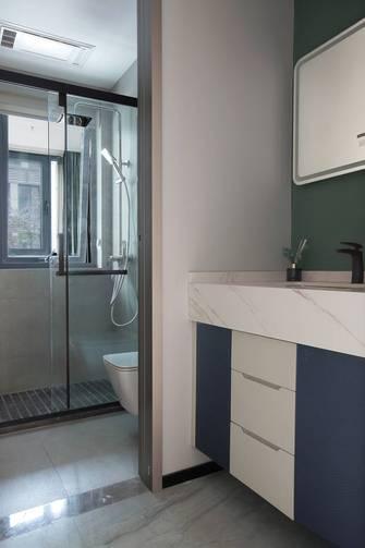 140平米四室两厅混搭风格卫生间效果图