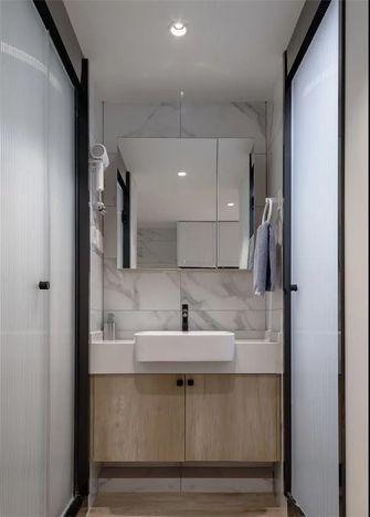 经济型30平米小户型现代简约风格卫生间图片