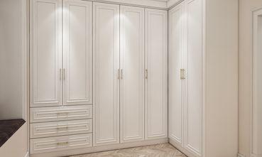 经济型80平米三室两厅欧式风格衣帽间设计图