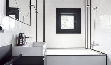 富裕型80平米三室两厅北欧风格卫生间图片