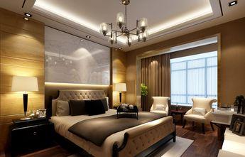 10-15万140平米三室两厅现代简约风格卧室图片
