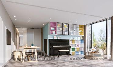 20万以上140平米现代简约风格阁楼效果图