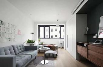 30平米以下超小户型现代简约风格卧室装修效果图