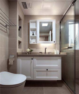豪华型140平米复式美式风格卫生间装修案例