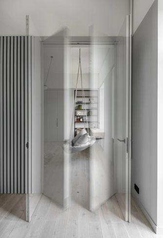 20万以上100平米三室一厅北欧风格玄关设计图