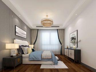 豪华型140平米四室一厅中式风格卧室设计图