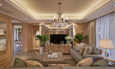 5-10万100平米美式风格客厅装修案例