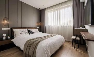 10-15万120平米三现代简约风格卧室装修效果图