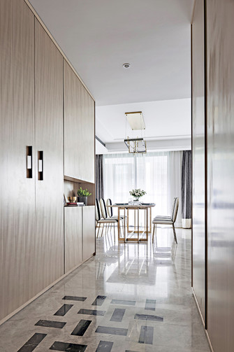 豪华型140平米三室两厅现代简约风格其他区域装修案例