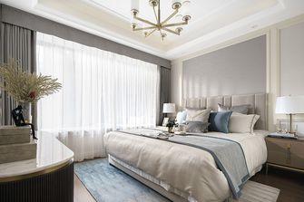 140平米三室两厅法式风格卧室效果图