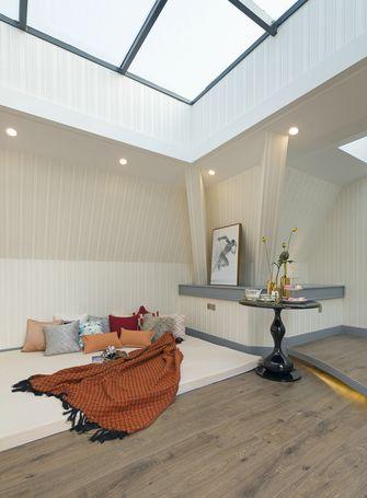 富裕型140平米复式美式风格阁楼图