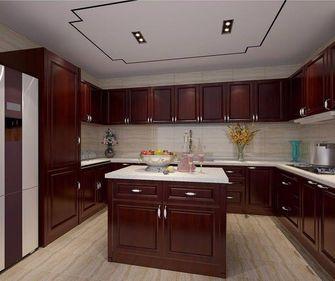 120平米别墅中式风格厨房装修图片大全