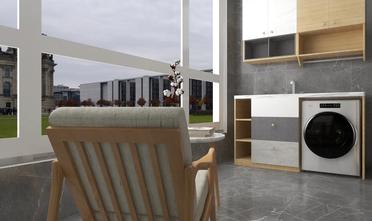 5-10万70平米公寓日式风格阳台装修图片大全