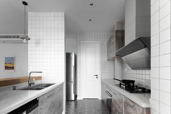 10-15万90平米三室两厅现代简约风格厨房装修效果图