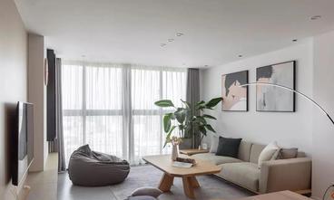 10-15万120平米三室两厅日式风格客厅图片大全