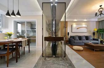 140平米四室两厅混搭风格玄关装修案例