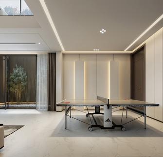 豪华型140平米别墅现代简约风格健身房图