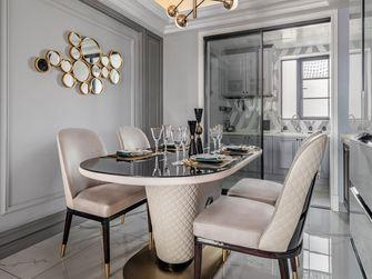 15-20万130平米三室一厅美式风格餐厅图片大全