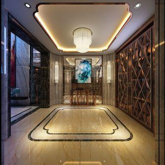 140平米别墅港式风格玄关欣赏图