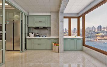 140平米三室两厅美式风格阳台图片大全
