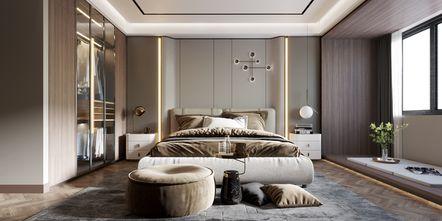 豪华型140平米复式混搭风格卧室装修图片大全