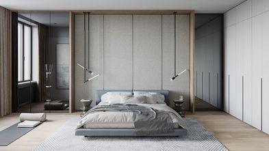 豪华型130平米三室两厅现代简约风格卧室图片