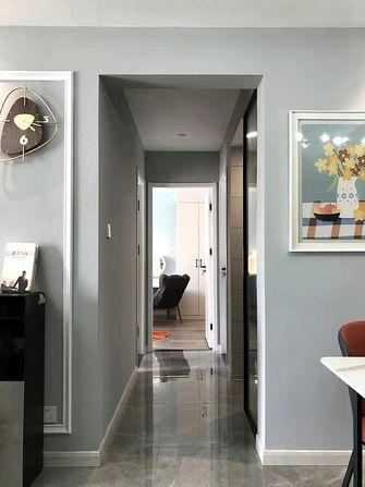 15-20万120平米三室一厅现代简约风格走廊欣赏图