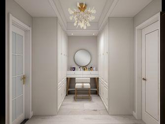 经济型140平米三室三厅轻奢风格衣帽间欣赏图