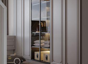富裕型140平米三室两厅法式风格衣帽间装修效果图