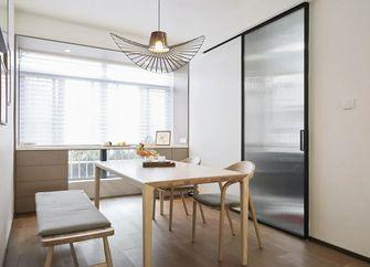 富裕型140平米三室两厅日式风格客厅效果图