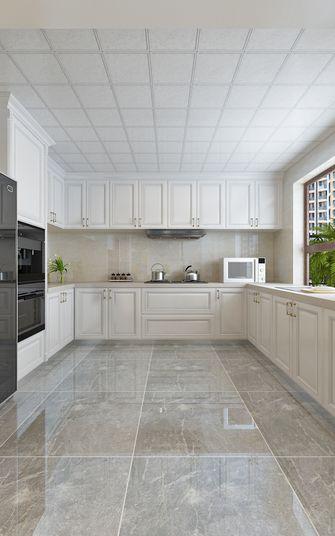 140平米四室三厅欧式风格厨房效果图