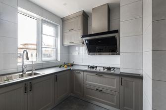 140平米四室一厅美式风格厨房装修案例
