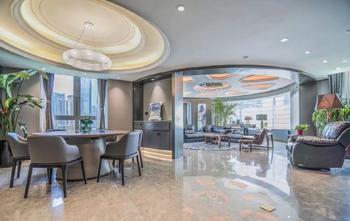 20万以上140平米四室两厅混搭风格客厅装修效果图