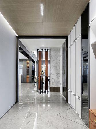 20万以上140平米三室两厅中式风格玄关欣赏图