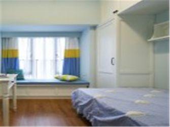 10-15万80平米三美式风格青少年房设计图