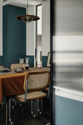 100平米三新古典风格餐厅效果图