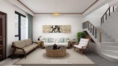 15-20万140平米别墅田园风格客厅效果图