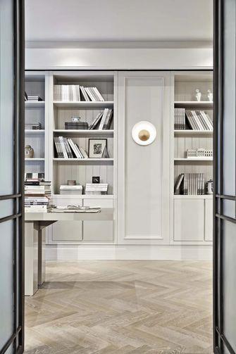 20万以上140平米别墅法式风格书房装修图片大全