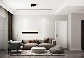 20万以上120平米三室两厅公装风格客厅装修案例
