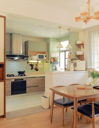 经济型90平米三室两厅北欧风格厨房设计图