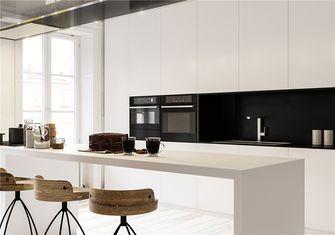 富裕型70平米公寓北欧风格厨房装修图片大全