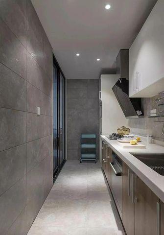 10-15万80平米北欧风格厨房装修效果图