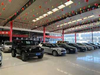 内蒙古车虎汽车销售服务有限公司
