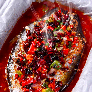 【南京】余爱鱼纸上烤鱼-328元3~4人餐